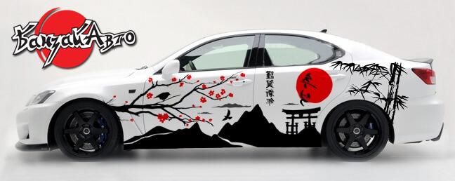 Банзай авто mitishi
