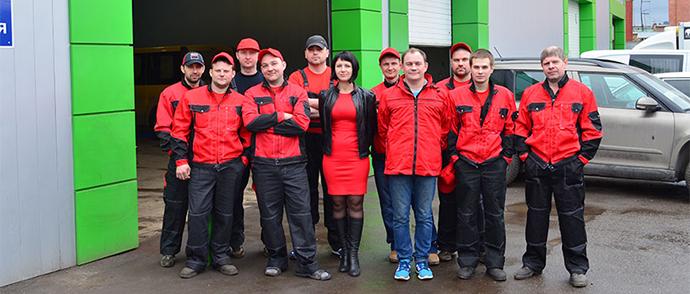 База Моторс krasnogorsk