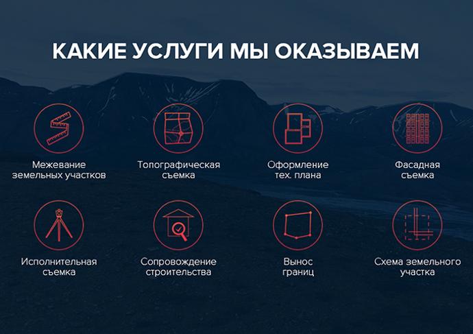 Будущее - геодезическая компания podolsk