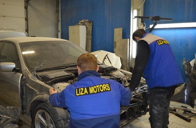 Liza Motors sherbinka