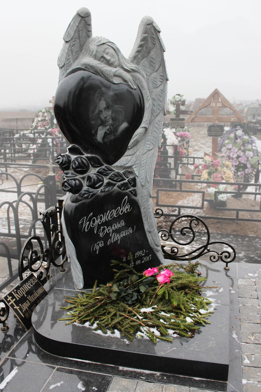 фото памятника на могилу